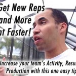 How to get reps started and confident faster