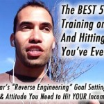How to Hit Your Income Goals Fast! | The Goal Setting Formula & Mindset You MUST Have!