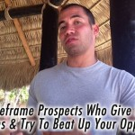 How to reframe prospects who give research objections and try to beat your opportunity.