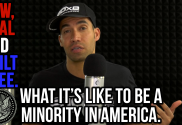 what it's like to be a minority in america